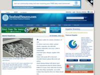 SeaFoodSource.com site image from SRDS.com