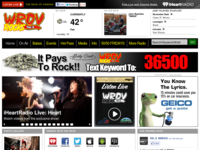 WROV Rocks 96.3 site image from SRDS.com